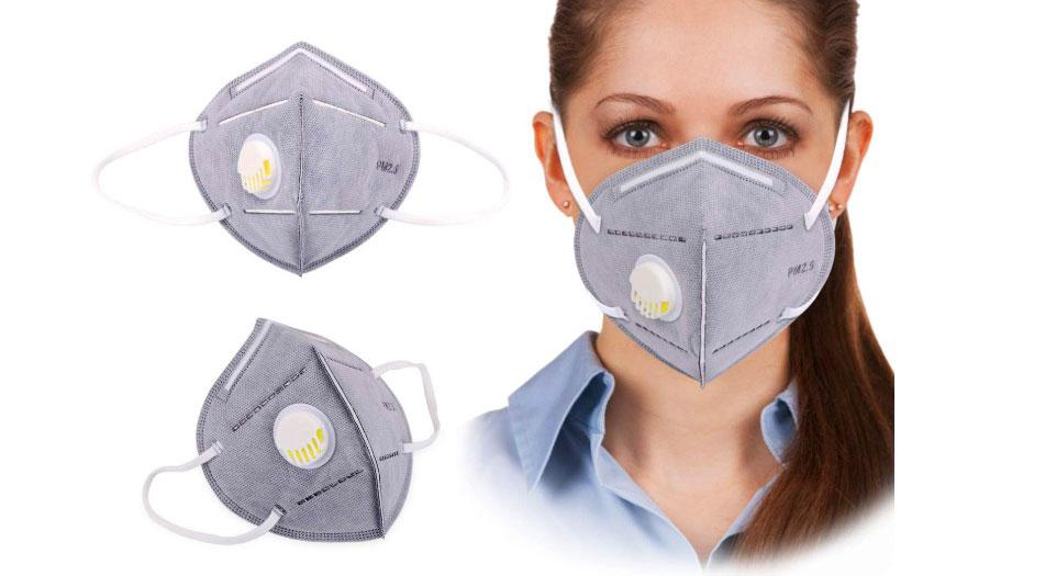 EN 149 - EN 14683 Pruebas de máscara
