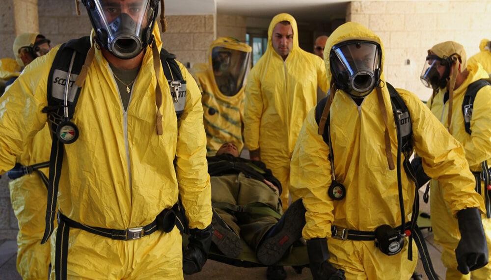 Preskusi zaščitnih oblačil