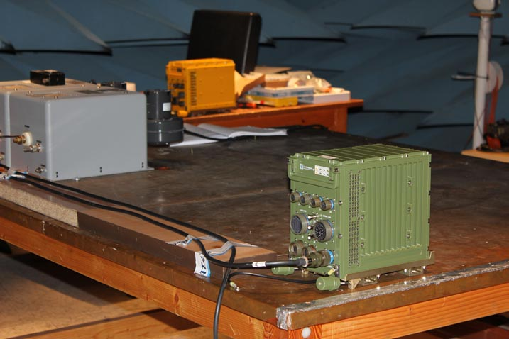 MIL-STD-1130 test