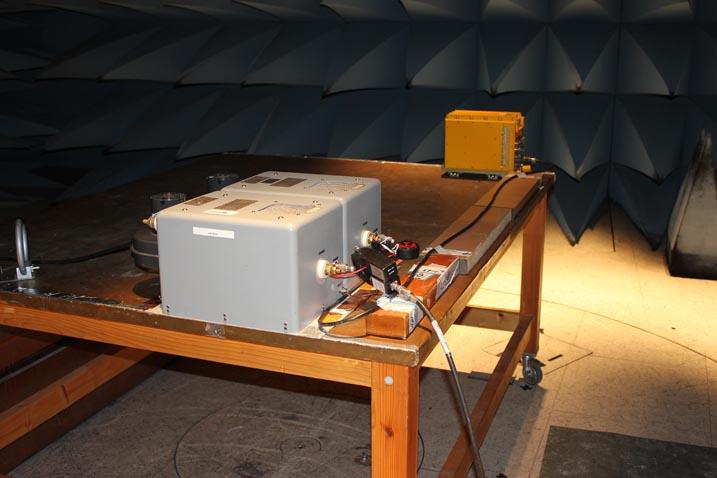 MIL-STD-461 test