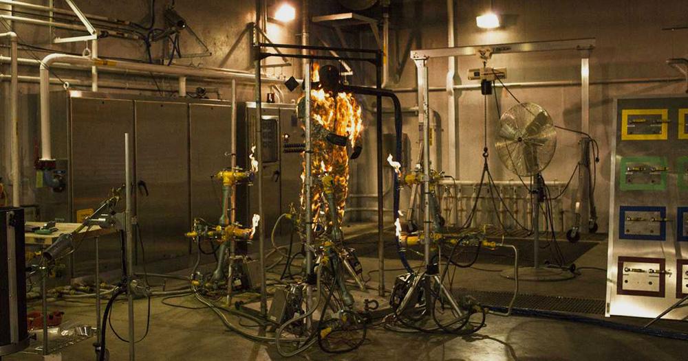 Okoljski preskusni laboratorij MIL-STD-810H